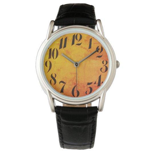 Vintage_Clock-face_Retro_Modern_Multi-Styles Wrist Watches