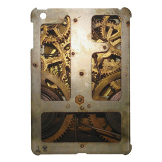 Vintage Clock Gear iPad Mini Covers