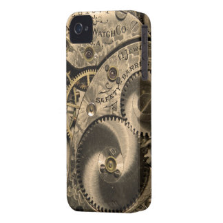 Vintage Clockwork iPhone4 Case Mate