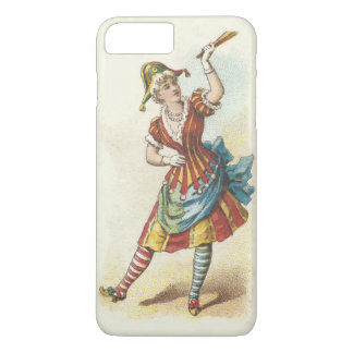 Vintage clown iPhone case