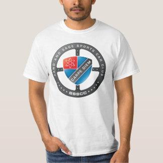 Vintage Club Logo: Shirts - Men, Women, Kids