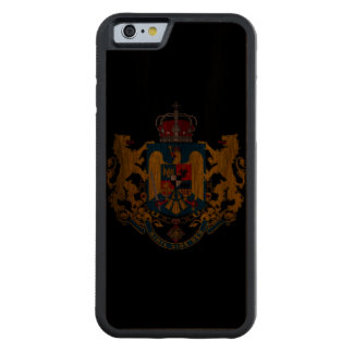 VINTAGE COAT OF ARMS DESIGN iPhone 6 case