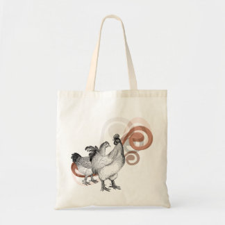 Vintage Cochins Tote Bag