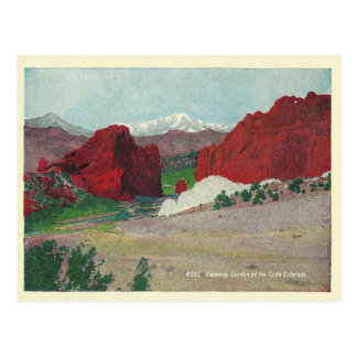 Vintage Colorado Postcard