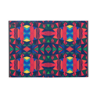 Vintage Colorful Aztec Design iPad Mini Case