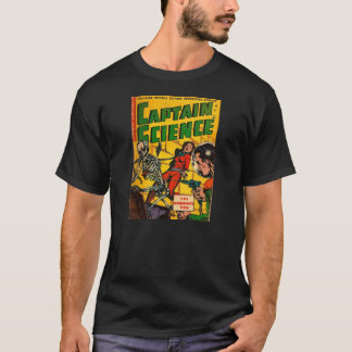 Vintage Comics: Captain Science T-Shirt