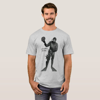 Vintage Commercial Abalone Diver T-Shirt