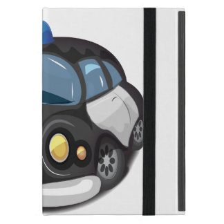 Vintage Cop Car Case For iPad Mini