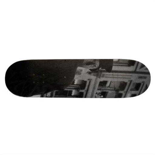 Vintage Copper Board Skateboard