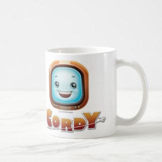 Vintage Cordy White Mug