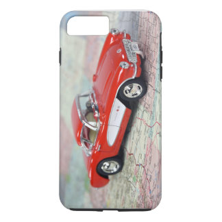 Vintage Corvette iPhone 8 Plus/7 Plus Case