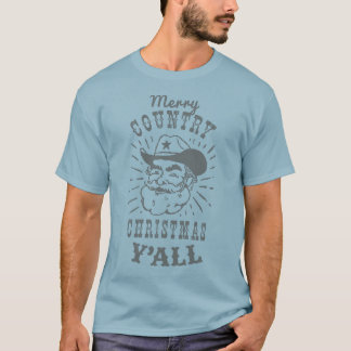 Vintage Country Christmas T-shirt