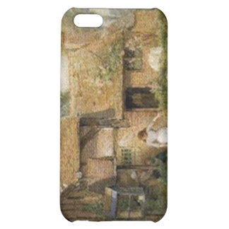 Vintage Country Cottage ~ Chores iPhone 5C Case