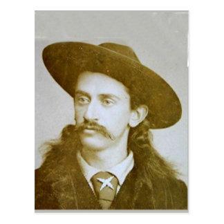 Vintage Cowboy 19 Postcard
