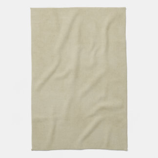 Vintage Cream Avocado Paper Parchment Background Kitchen Towel