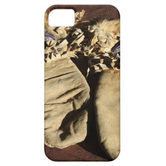 Vintage Cree Mittens iPhone 5 Case