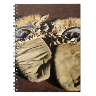 Vintage Cree Mittens Notebooks