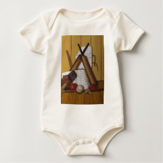 Vintage Cricket Baby Bodysuit