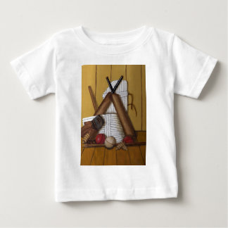 Vintage Cricket Baby T-Shirt