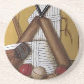 Vintage Cricket Coaster