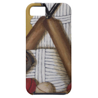 Vintage Cricket iPhone 5 Case