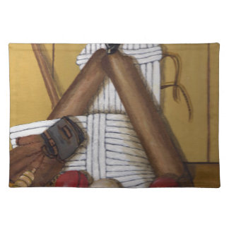 Vintage Cricket Placemat