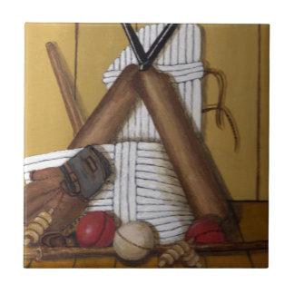 Vintage Cricket Tile
