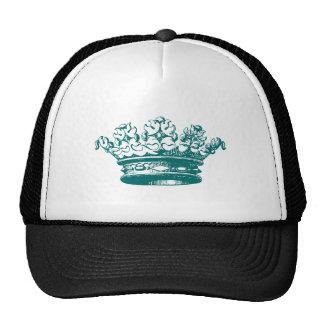 Vintage Crown - Moss Green Trucker Hat