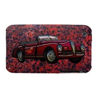 Vintage Custom 1947 Alpha Romeo 6C 2500 Sport Car iPhone 3 Covers