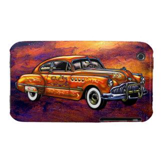 Vintage Custom 1949 Buick Roadmaster iPhone 3 Case-Mate Case