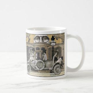 Vintage Cuties Motoring Mug