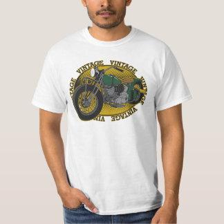Vintage Cycle Rider Men's Value T-shirt