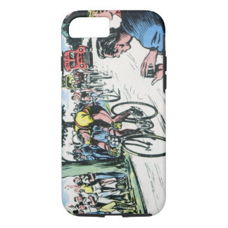 Vintage Cycling iPhone 7 Case