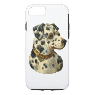 Vintage Dalmation iPhone 7 Case