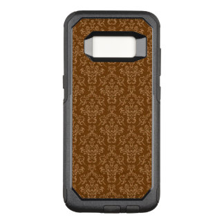 vintage Damask, golden OtterBox Commuter Samsung Galaxy S8 Case