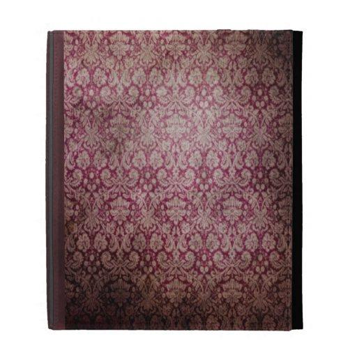 Vintage Damask iPad Folio Case