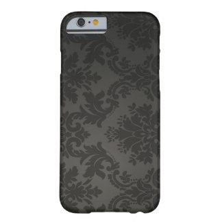 Vintage Damask Pattern Barely There iPhone 6 Case