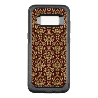 Vintage Damask, vibrance OtterBox Commuter Samsung Galaxy S8 Case