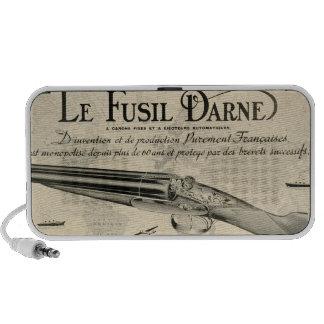 Vintage Darne Shogtun Portable Audio Speakers Set