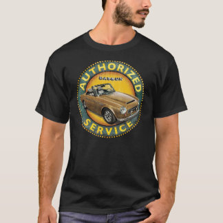 Vintage Datsun 2000 service T-Shirt