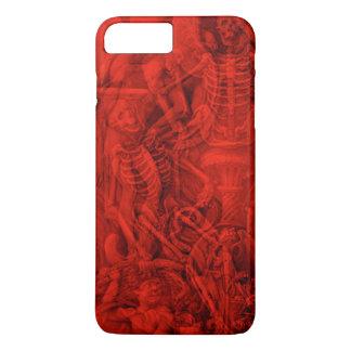 Vintage Death Collage iPhone 7 Plus Case