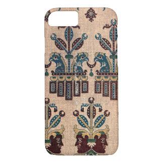 Vintage Decorative Batik Nature Pattern iPhone 8/7 Case