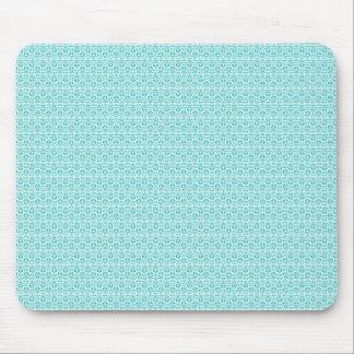 Vintage-Delights-Blue-Mouse-Pad Mouse Pad