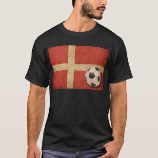 Vintage Denmark Flag T-Shirt