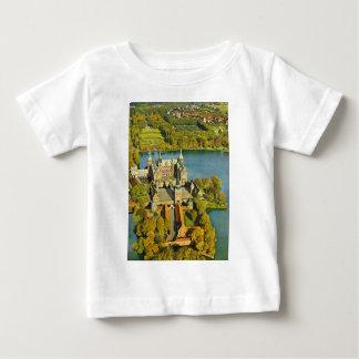 Vintage  Denmark, Frederiksburg Castle Baby T-Shirt