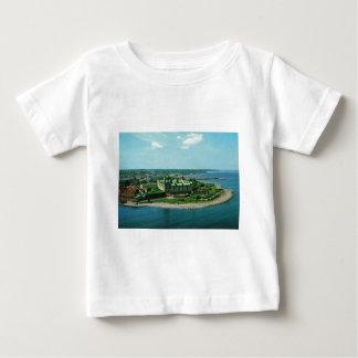 Vintage Denmark Helsingor, Kronburg Castle, Baby T-Shirt