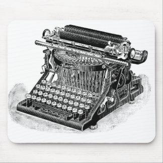 Vintage Densmore Typewriter Mouse Pad