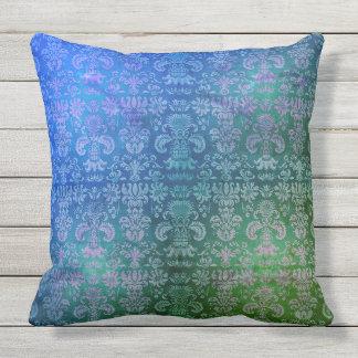 """Vintage Designs"" Dreamy_Damask(c) Precious_ Throw Pillow"