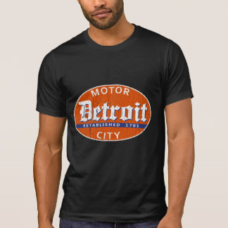 Vintage Detroit (distressed design) T-Shirt