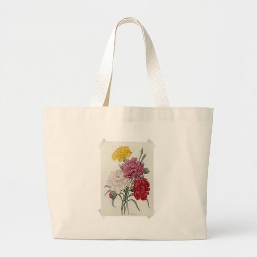 Vintage Dianthus - Photo Album Bags